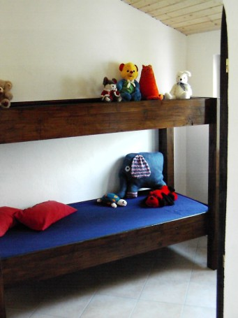 children's sleeping room